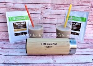 Tri-blend
