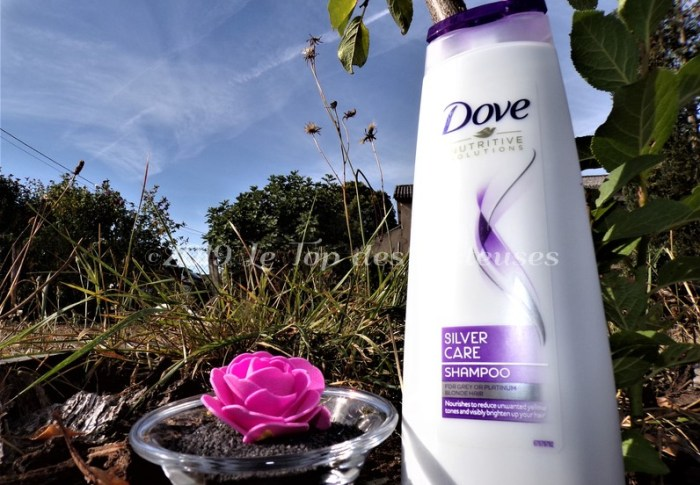 Xav a testé Dove Nutritive Solutions Silver Care !!