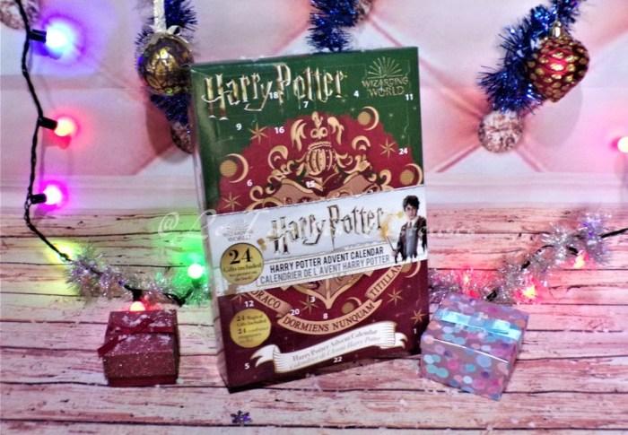 On a testé le calendrier H.Potter Cinereplicas