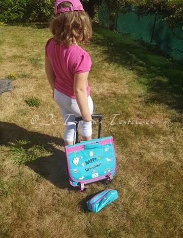 L'avis d'Emily sur les cartables PolFox !!