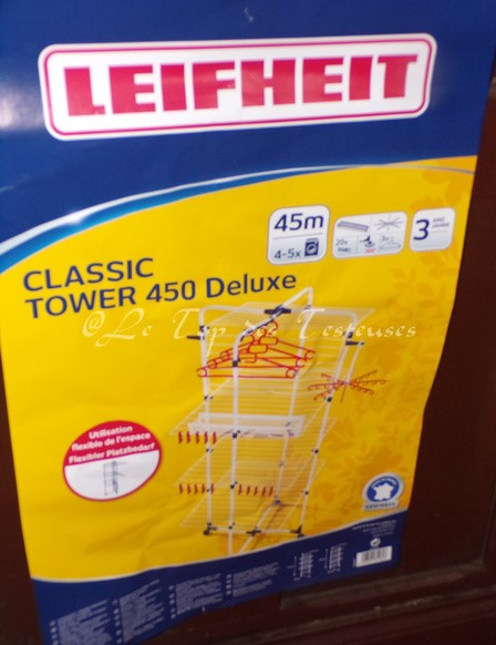 Tower 450 Deluxe Leifheit