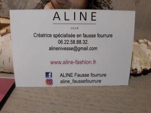 Aline Fausse Fourrure