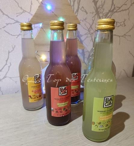 Connaissez-vous les boissons au CBD Baga boissons ?