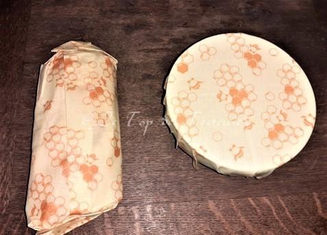 Connaissez-vous les emballages alimentaires à la cire d'abeille ?