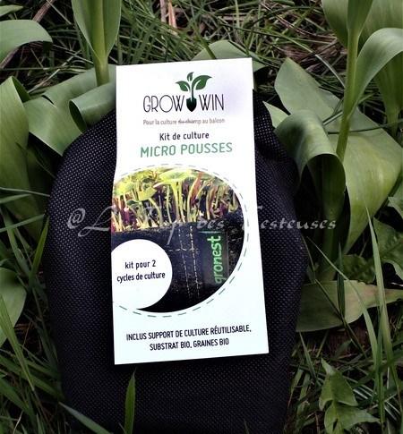 Connaissez-vous les Mini-Pousses de Grow Win ?
