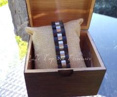Découvrons le bracelet en bois Nordic Wood !