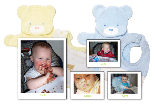 Messiest Eater Photo Contest Winners
