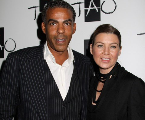 Ellen Pompeo and her music producer husband of two years, Chris Ivery are expecting their first child. Source: People