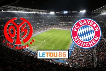 Soi kèo Mainz 05 - Bayern Munich 21h30' 01/02/2020