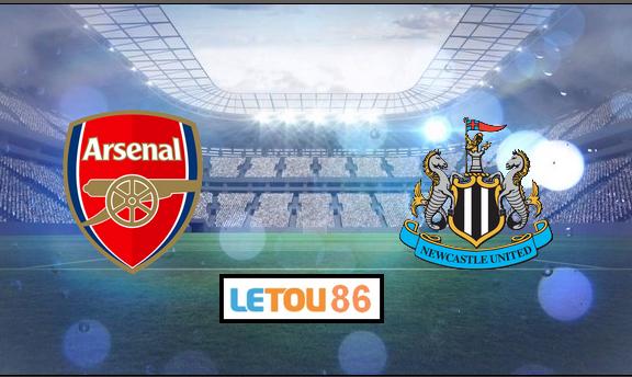 Soi kèo Arsenal - Newcastle United 23h30' 16/02/2020