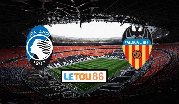 Soi kèo Atalanta vs Valencia 02h00' 20/02/2020
