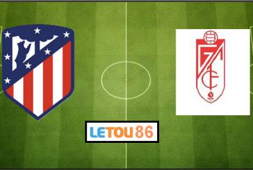 Soi kèo Atletico Madrid - Granada 03h00' 09/02/2020