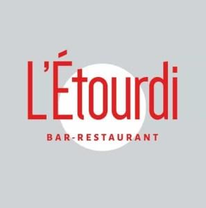 restaurant l etourdi theatre des celestins logo