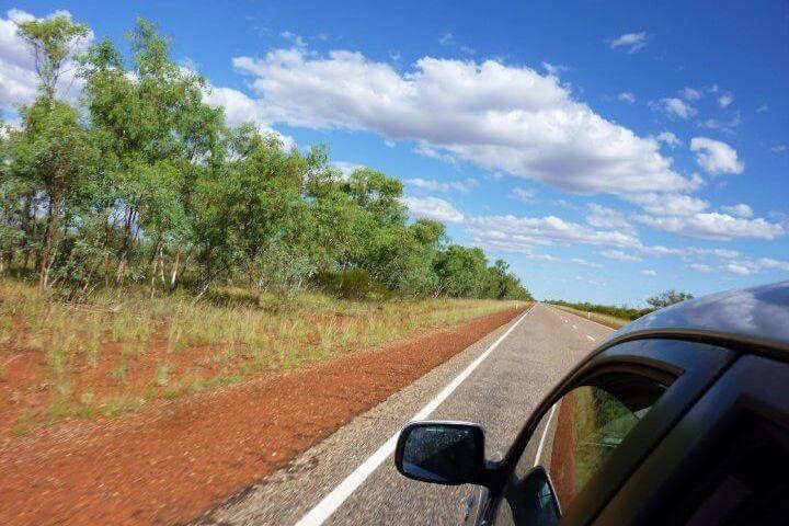 road trip australie