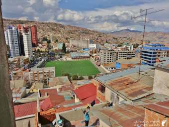 terrain de foot La Paz