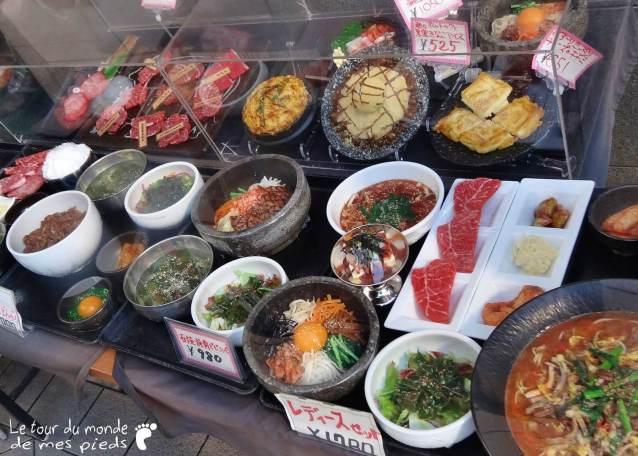 Nourriture-tokyo