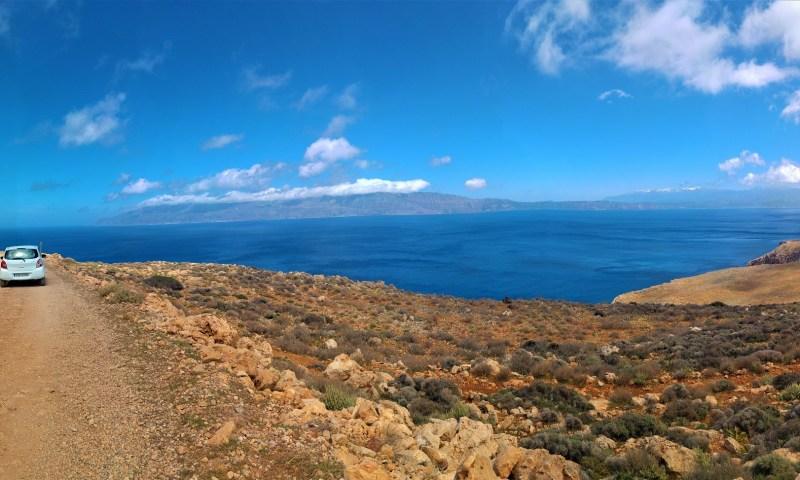 Panorama île de Crète