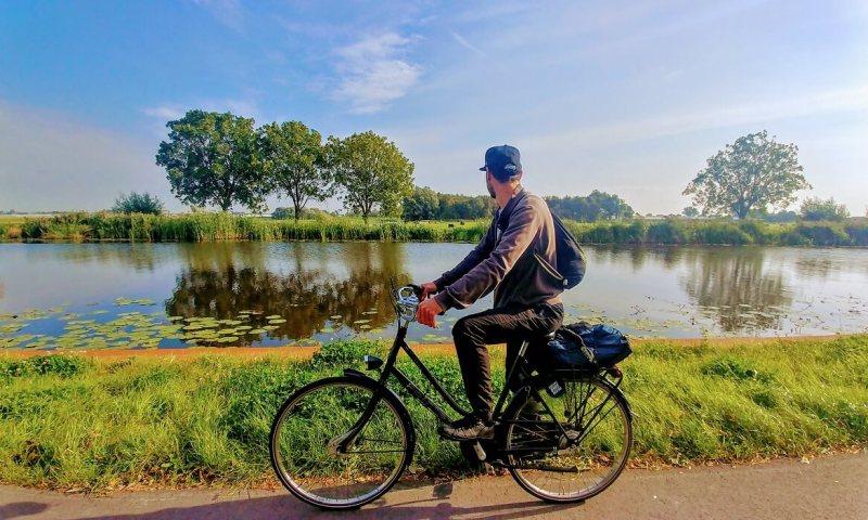 vélo pays bas itinéraire