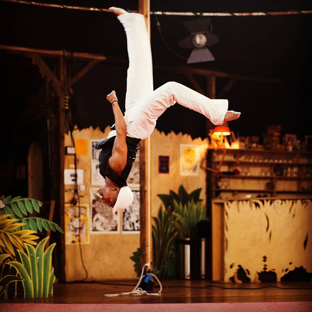 Ahmed Said - acrobate - directeur - formation professionnelle