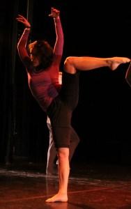 stéphanie porcel - formation professionnelle en danse et cirque
