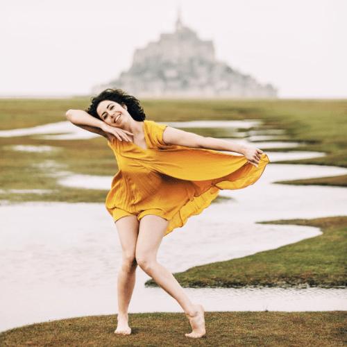 Andrea Brendel_Professeur danse contemporaine_Le Tour du monde en galipette_formation professionnelle