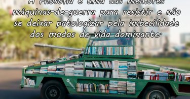Filosofia e Máquina de Guerra