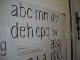 Tipografía.