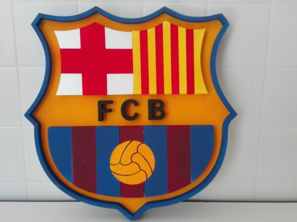 Escudo Futbol Club Barcelona