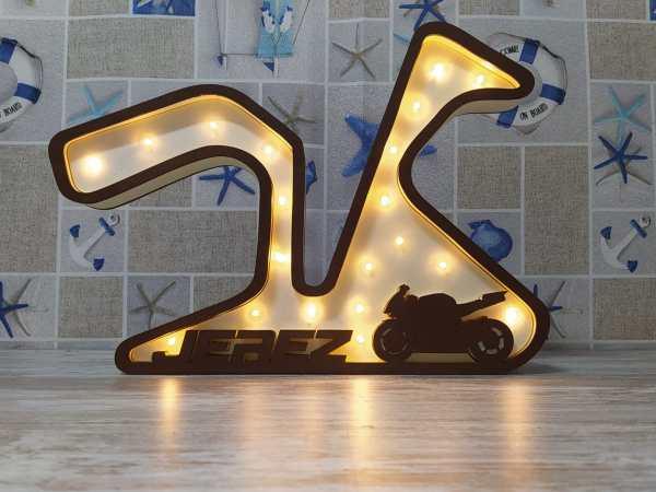 Caja de luz-Circuito de Jerez