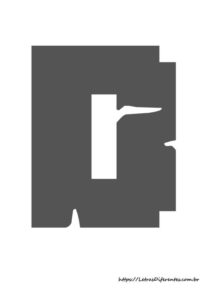 alfabeto letras d minecraft para imprimir (5)