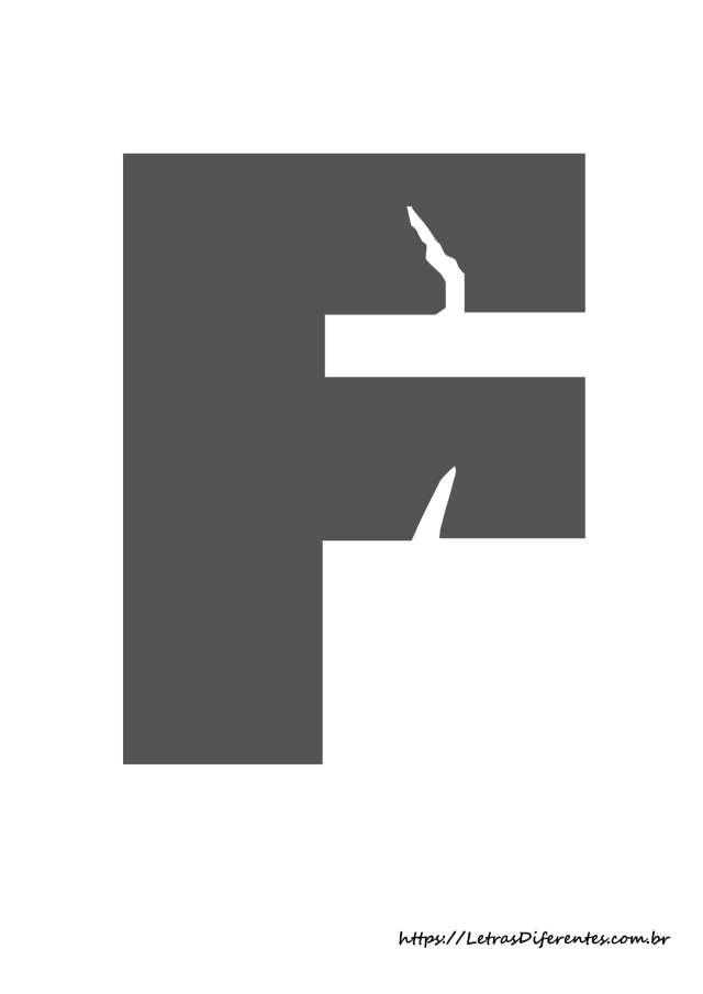 alfabeto letras f minecraft para imprimir (7)