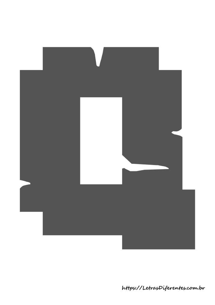 alfabeto letras q minecraft para imprimir (18)