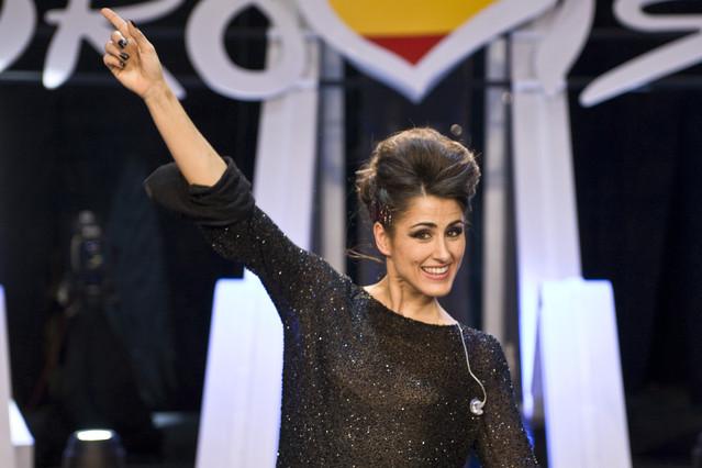 Say Yay!  Barei. Eurovision 2016 Spain