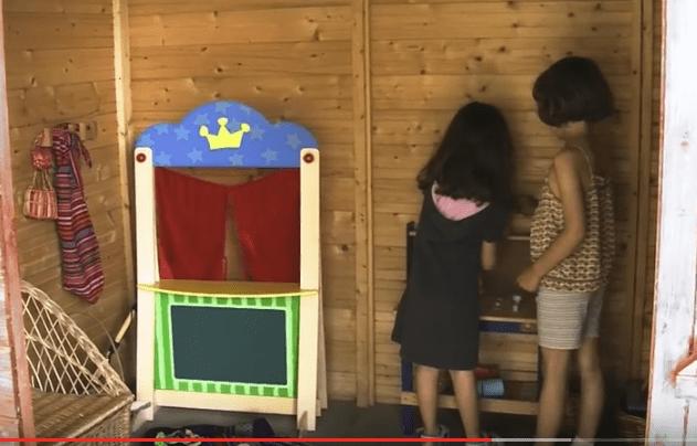 Τα Παιδιά του Αύριο|Ισπανικά