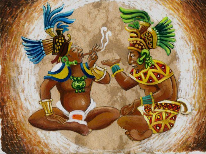 Οι Μάγιας | Ισπανικά