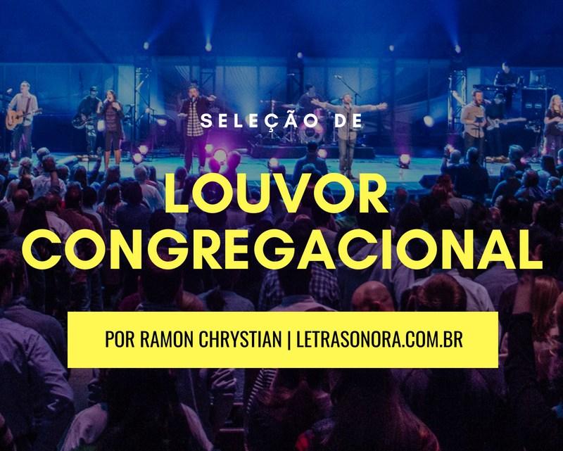 Louvor Congregacional | Playlist Spotify por Ramon Chrystian