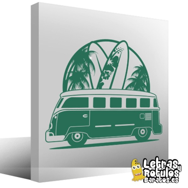 Furgoneta Volkswagen T 1 Playa