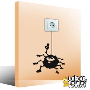 Araña Colgante