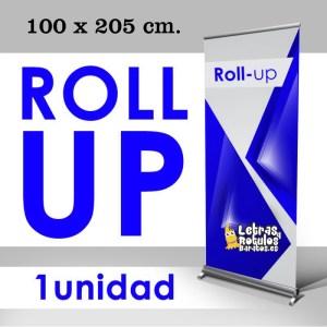 Roll Up 100 x 205 cm.