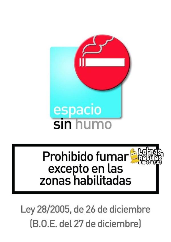 Prohibido Fumar Oficial