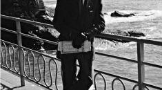 Mario Bunge – Passegiata al Mare Nervi Italia