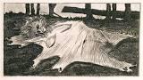 Luis Ángel Rengifo, Piel al sol-serie Violencia / Skiin to Sunlight-Violence Series, 1963