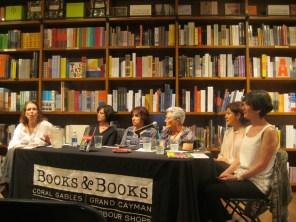 Mujeres Poetas. Presentación de Pas de deux. 2014