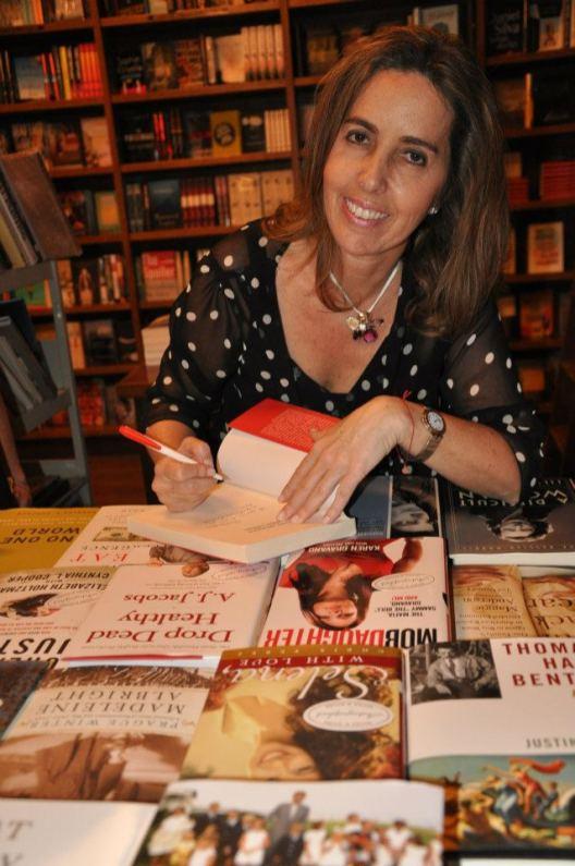Batia Cohen. Encuentros @ Books and Books. 2012