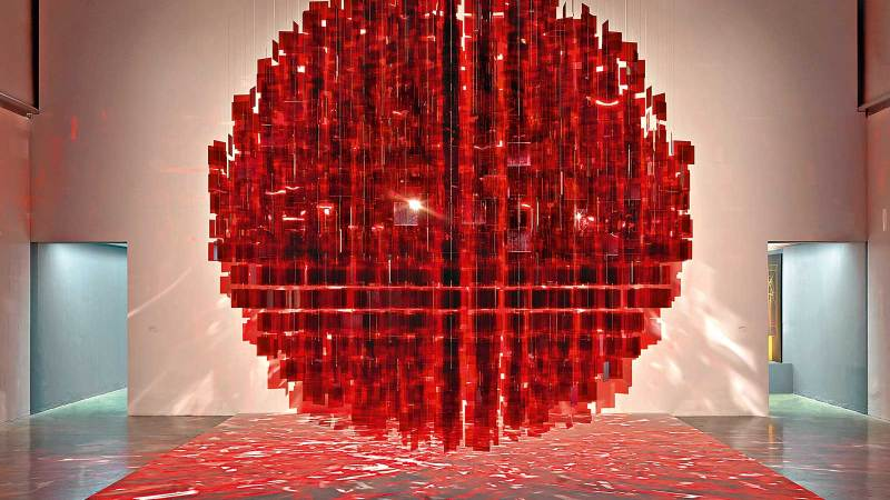 Julio Le Parc: Form into Action | Letra Urbana