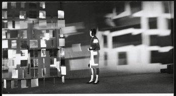 Instabilité, GRAV exhibition at Casino de Knokke-Le-Zute