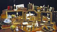 Walter Wick: Juegos y Juguetes en el ático
