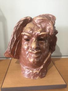 Head of Balzac 1899 Rodin