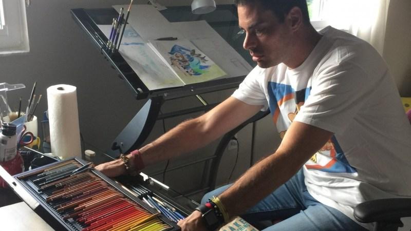 Don Yoni. Los efectos liberadores del arte | Letra Urbana