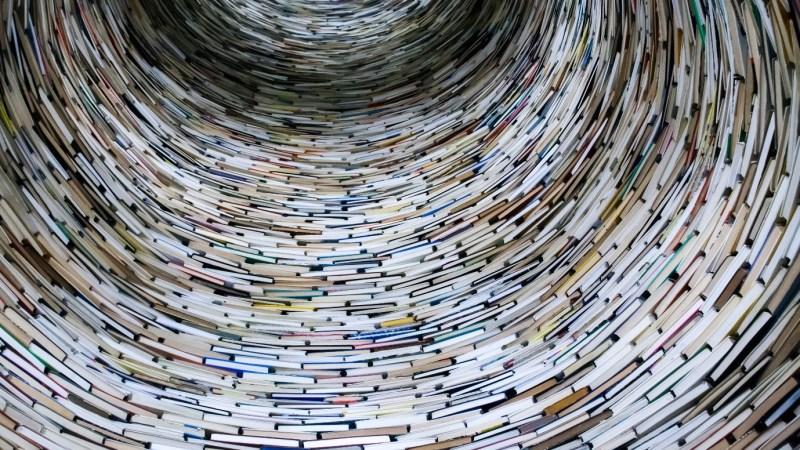 ¿Qué era y qué es un libro? | Letra Urbana